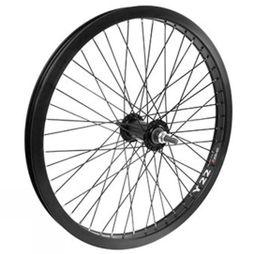 Diamond BMX Alloy Low Flange 14mm Wheel Black