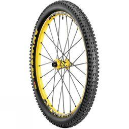 Mavic Crossmax Enduro WTS 650b Front Wheel Yellow