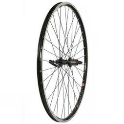 Raleigh QR Rear Wheel Screw-On Hybrid Black