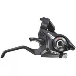 Shimano Altus EZ Fire Plus 7 Speed Black