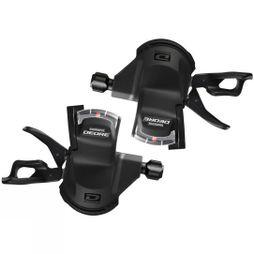 Shimano Deore SL-M610 10 Speed Shifters Black