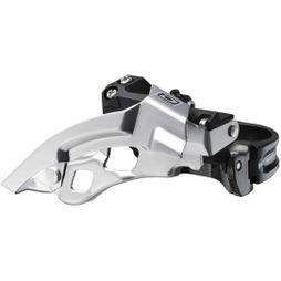 Shimano Deore Top Swing Front Derailleur 10 Speed Compatible Black