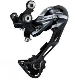 Shimano Alivio Shadow design rear derailleur Dk Grey