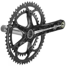 Campagnolo Centaur 172.5mm 53-39T Carbon Chainset Black          /Dk Grey