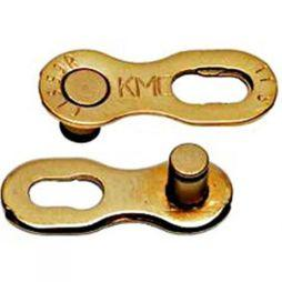 KMC 10 Speed Chainlink for KMC, Sram, Campagnolo and Shimano x2 Black