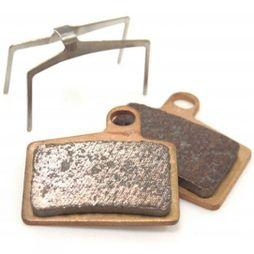 Clarks Resin Disc Brake Pad For Hayes Stroker Ryde No Colour