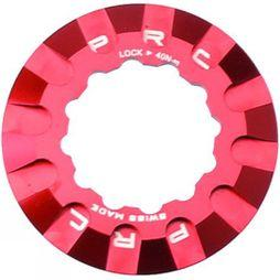 PRC CLR1 Centre Lock Ring Red