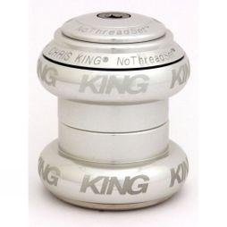 "Chris King Sotto Voce NoThreadSet 1.5"" Silver"