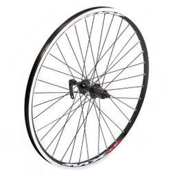 "Raleigh Wheel MX/Deore Disc Rear 26"" Black           Black"