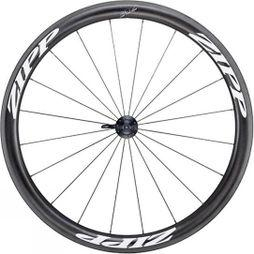 Zipp 302 Carbon Clincher Disc Brake Front Wheel Black