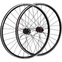 Raleigh Tubless Ready Rim Disc Road Alex/Chosen Q/R 700c Front Wheel Black