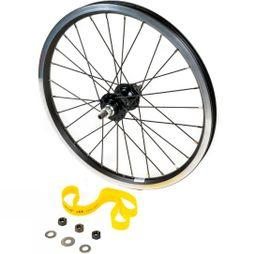 Brompton Brompton Black Edition Rear Wheel (1-2-speed) Black