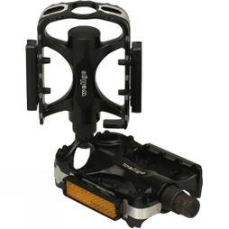 M-Part City Pedals Black
