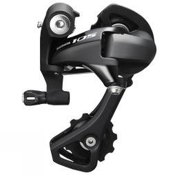 Shimano 5800 Rear Deraillleur Medium Cage Black