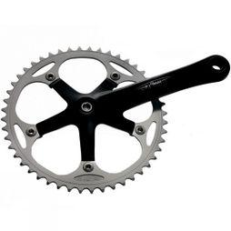 Miche Miche Xpress Track / Fixie Chainset 48T 170mm Black