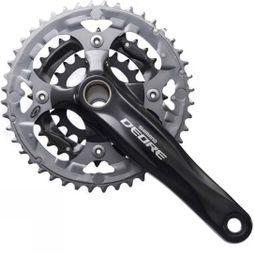 Deore M590 Chainset 9-speed 48/36/26T