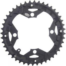 Shimano Alivio M430 4 Arm 44 Tooth 9 Speed Triple Chainring Black