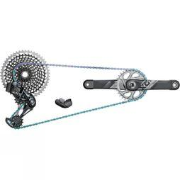 Sram X01 Eagle AXS Dub Groupset Black