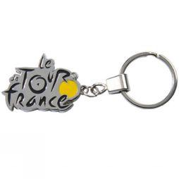 Tour de France 2015 Metal Logo Keyring