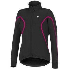Solid Partial Softshell Women's Jacket