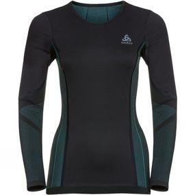 Womens Performance Windshield Long Sleeve Crew Neck
