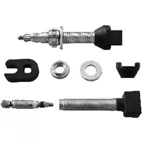 Caffe Tubeless Valves (inc. Valve Key)