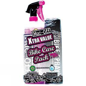 Muc Off bike Spray Duo Pack