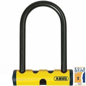 U-Mini 401 Mini U-lock Sold Secure Gold