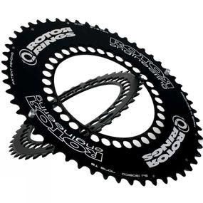 Q-Ring Aero 53 Tooth 130BCD Chainring