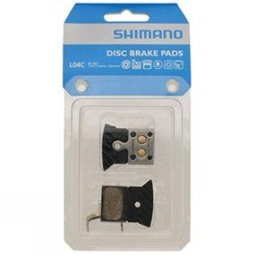 Shimano R805/R505 L04C disc pads, with cooling fins, metal sintered