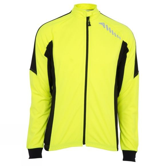 Altura Mens Airstream Jersey      Hi Viz Yellow