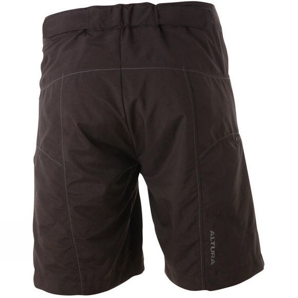 Altura Ascent Baggy Men's Shorts Black