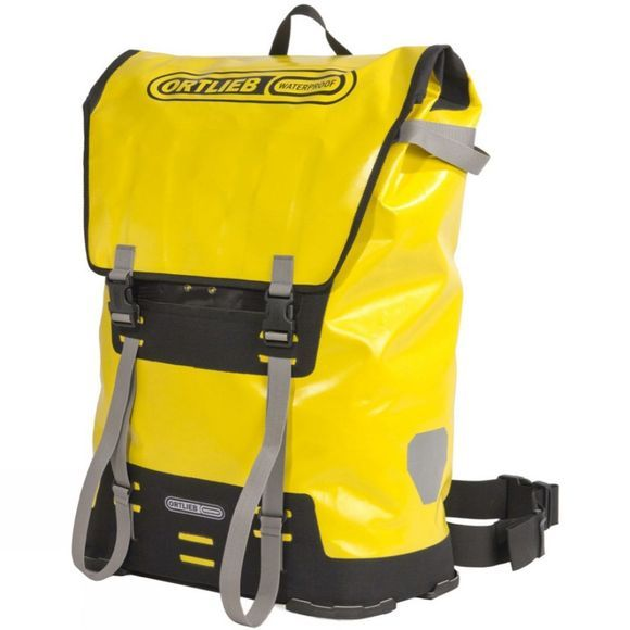 Ortlieb Messenger Bag Yellow/Black