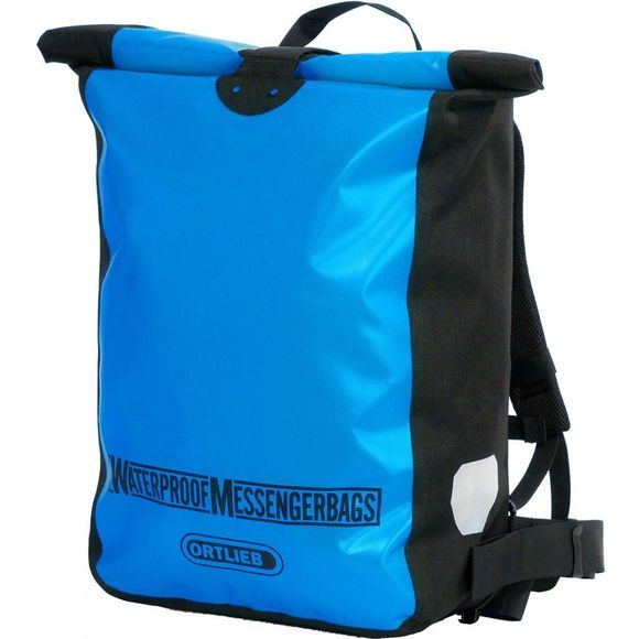 Ortlieb Messenger Bag Ocean Blue/Black