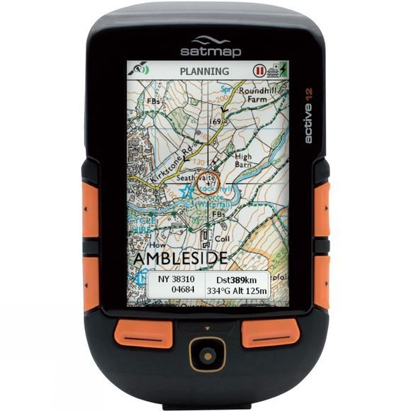 Satmap Active 12 Pro Bundle No Colour