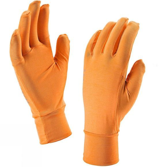 SealSkinz Stretch Lite Gloves Orange