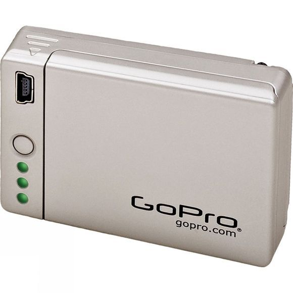 GoPro Battery Back Pack - Recharger .