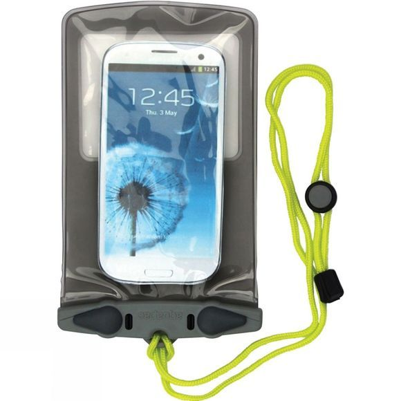 Aquapac Small Waterproof Electronics Case Cool Grey