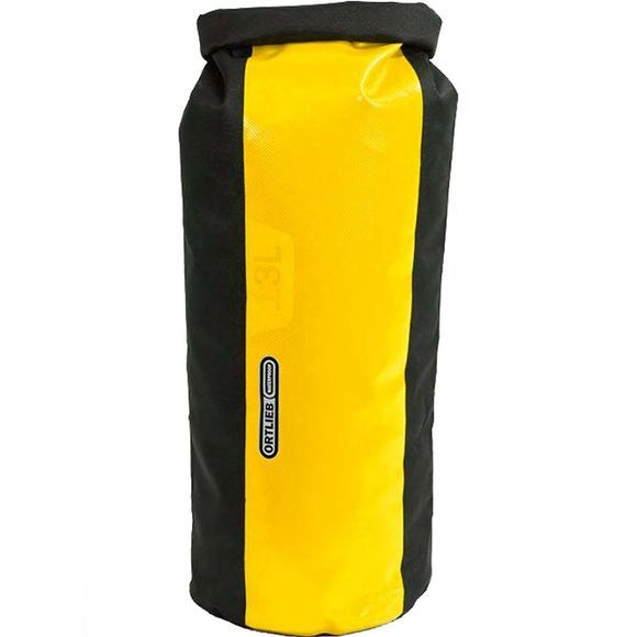Ortlieb Dry Bag PS490 13L Black/Sun Yellow