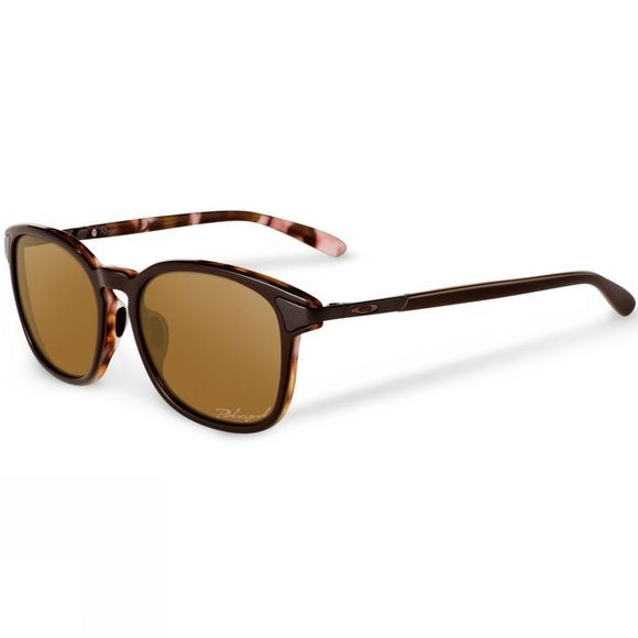Women's Ringer Brown Mosaic Frame, Bronze Polarized Lens