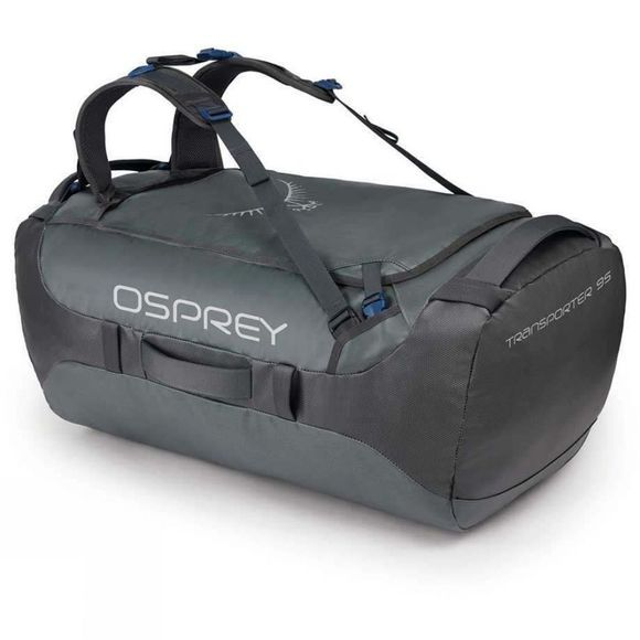 Osprey Transporter 95 Duffel Bag 2017 Pointbreak Grey