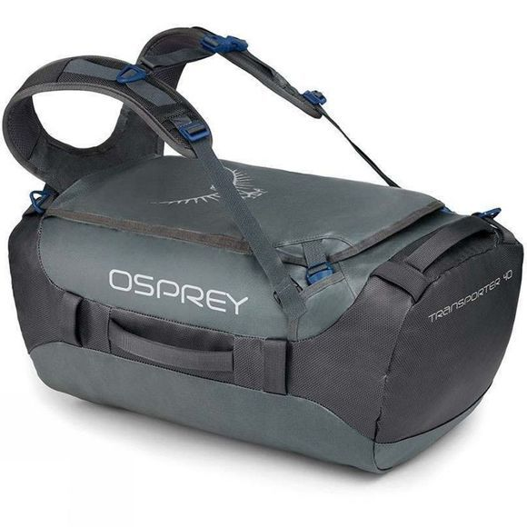 Osprey Transporter 40 Duffel Bag 2017 Pointbreak Grey