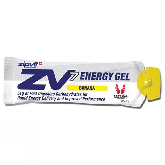ZV7 Energy Gel - Blackcurrant