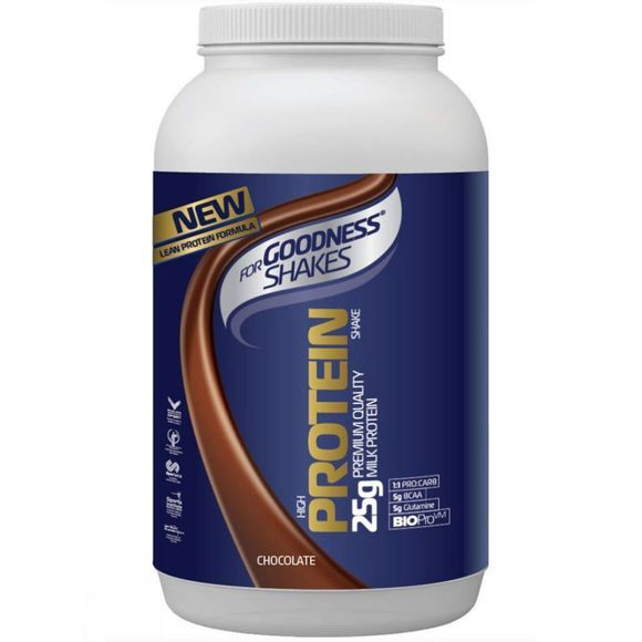 Protein Powder Chocolate - 1.2kg Tub
