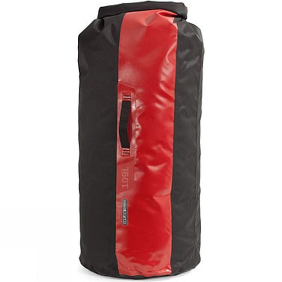 Ortlieb Dry Bag Ps490 109L Black/Red