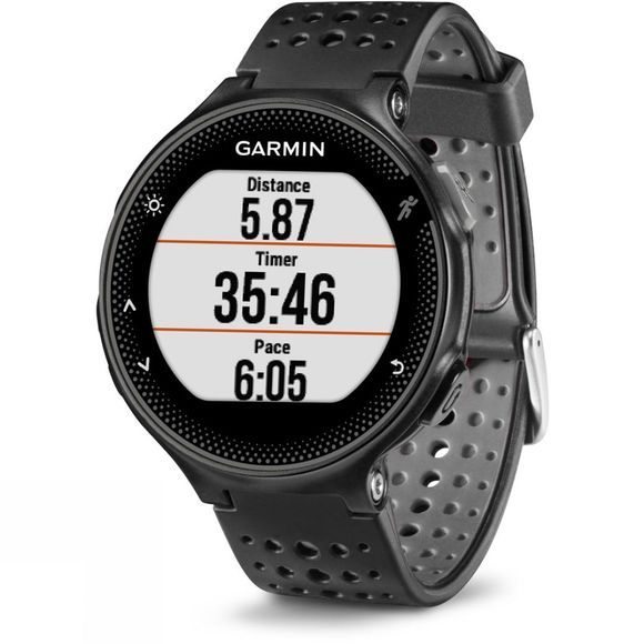 Garmin Forerunner 235 GPS Sport Watch Black & Grey