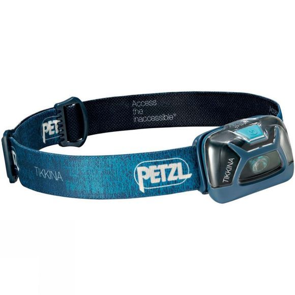 Petzl Tikkina 150L Headtorch Blue