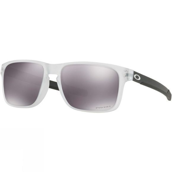 Oakley Holbrook Mix Prizm Sunglasses Matt Clear/Prizm Black Iridium