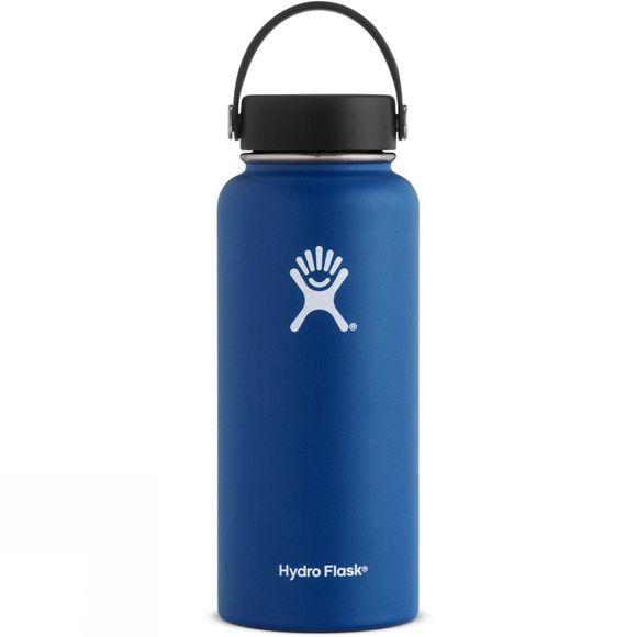 Hydro Flask Wide Mouth 32oz Flask Cobalt
