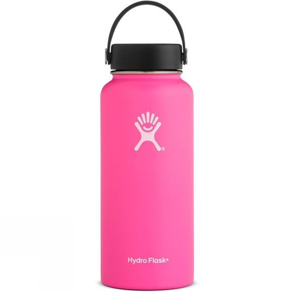 Hydro Flask Wide Mouth 32oz Flask Flamingo